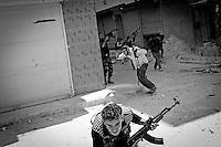 Syria Battle for Aleppo