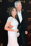LOS ANGELES - May 1: Kate Linder, Tristan Rogers at The 43rd Daytime Emmy Awards Gala at the Westin Bonaventure Hotel on May 1, 2016 in Los Angeles, California