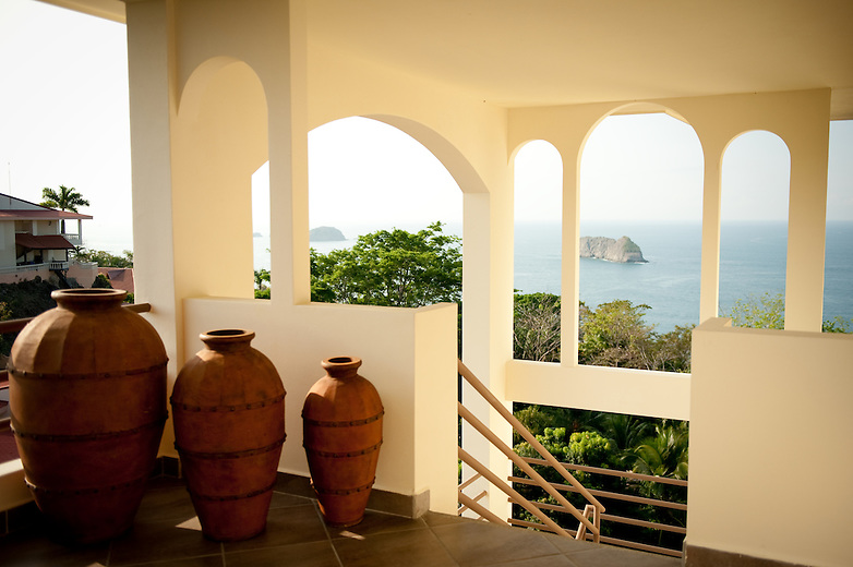 The Parador Hotel is located on Punto Quepos, close to Manuel Antonio National Park on the Pacific Coast of Costa Rica.  The luxurious suites provide private balconies with incredible ocean views...