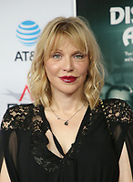HOLLYWOOD, CA - NOVEMBER 12: Courtney Love, at the AFI Fest 2017 Centerpiece Gala Presentation of The Disaster Artist on November 12, 2017 at the TCL Chinese Theatre in Hollywood, California. Credit: Faye Sadou/MediaPunch /NortePhoto.com