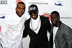 Recording Artists Mario, Ne-Yo and Comedian Kevin Hart Attend The 2nd Annual Compound Foundation Benefit Honoring Academy Award-Winning Actor Louis Gossett, JR, Celebrity Photographer Johnny Nunez, Cartoon Network President & COO Stuart C. Snyder hosted by Ne-Yo and Kevin Hart Held at Private Location in East Hamptons, NY