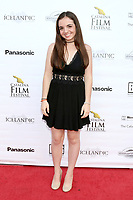 LOS ANGELES - SEP 30:  Claire Imler at the Catalina Film Festival - September 30 2017 at the Casino on Catalina Island on September 30, 2017 in Avalon, CA