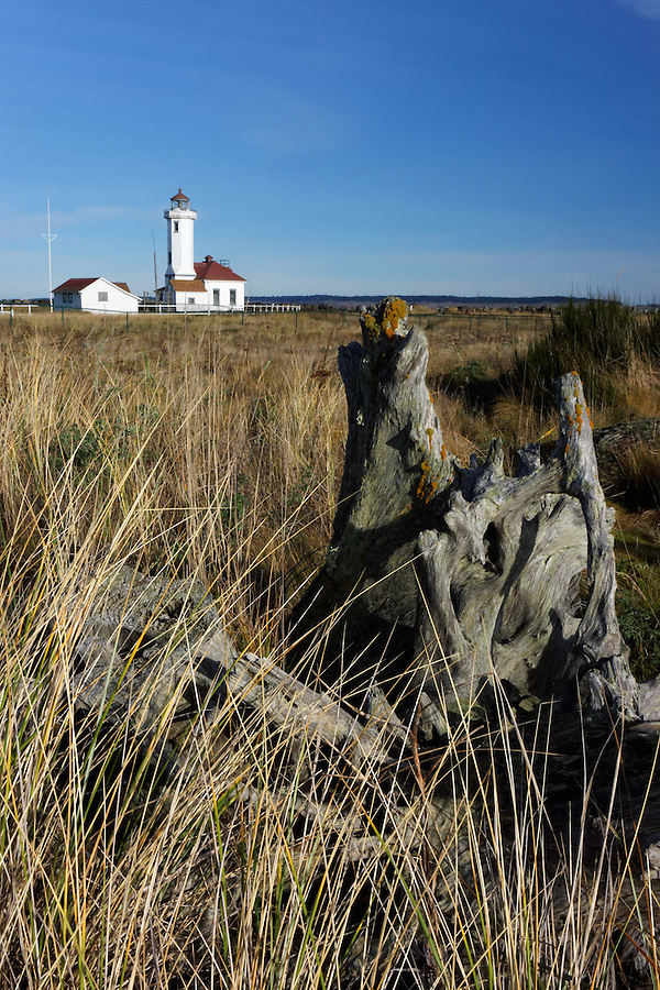 Point Wilson Lighthouse, Port Townsend, Washington, USA