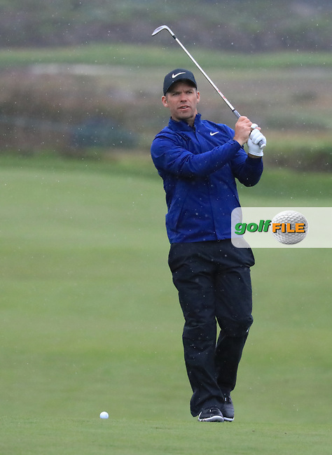 Paul Casey (ENG) in action at Monterey Peninsula Country Club during the second round of the AT&T Pro-Am, Pebble Beach Golf Links, Monterey, USA. 08/02/2019<br /> Picture: Golffile | Phil Inglis<br /> <br /> <br /> All photo usage must carry mandatory copyright credit (© Golffile | Phil Inglis)
