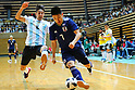 Futsal: International Friendly: Japan 2-4 Argentina