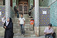Golestan Palace Complex