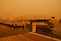 Dust storm of 23 September 2009. Brisbane Waters, Central Coast, New South Wales