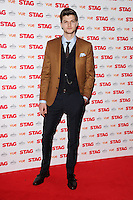 """Jim Chapman arrives for the premiere of """"The Stag"""" at the Vue Leicester Square, London. 13/03/2014 Picture by: Steve Vas / Featureflash"""