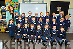 Miss Crowley's Junior Infants in Ardfert NS