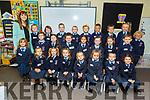 Miss Crowley's Junior Infants in Ardfert NS