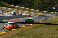 IMSA Porsche GT3 Cup Challenge USA<br /> Road Atlanta<br /> Road Atlanta, Braselton GA<br /> Friday 6 October 2017<br /> 23, Fred Kaimer, GT3G, USA, 2016 Porsche 991<br /> World Copyright: Jake Galstad<br /> LAT Images