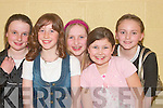 Having fun at the Annual Spring Fashion Show in The Tintean Theatre Ballybunion on Thursday were Louise Lawlor, Maebh Ferriter, Jennifer Brosnan, Muire Ann Beasleyand Sinead Breen all from Ballybunion......   Copyright Kerry's Eye 2008