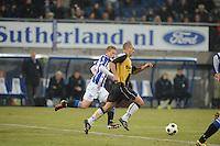 VOETBAL: SC HEERENVEEN: Abe Lenstra Stadion, 17-02-2012, SC-Heerenveen-NAC, Eredivisie, Eindstand 1-0, Anthony Lurling, ©foto: Martin de Jong
