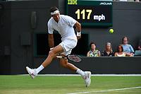 Juan Martin Del Potro (Arg)<br /> Wimbledon 05-07-2018 Roland Garros <br /> Tennis Grande Slam 2018 <br /> Foto Panoramic / Insidefoto <br /> ITALY ONLY