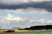 1st August 2020, Silverstone, Northampton, UK; FIA Formula One World Championship 2020, Grand Prix of Great Britain,  qualifying;  33 Max Verstappen NLD, Aston Martin Red Bull Racing