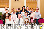 70th Birthday: Pat Sweeney, Listowel celebrating his 70th birthday with family & friends at the Listowel Arms Hotel on Saturday night last.