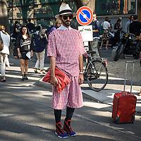 Terzo giorno della Settimana della Moda a Milano edizione 2013<br /> <br /> Third day of Milan fashion week 2013 edition