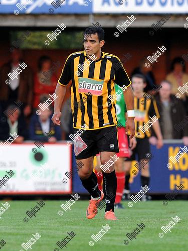 2012-09-15 / Voetbal / seizoen 2012-2013 / Zwarte Leeuw / Rogerio Pereira..Foto: Mpics.be