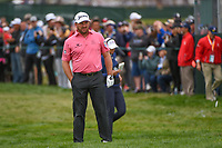 Graeme McDowell (NIR) looks over his chip shot on 6 during round 2 of the 2019 US Open, Pebble Beach Golf Links, Monterrey, California, USA. 6/14/2019.<br /> Picture: Golffile | Ken Murray<br /> <br /> All photo usage must carry mandatory copyright credit (© Golffile | Ken Murray)
