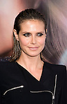 HOLLYWOOD, CA. - April 27: Heidi Klum arrives at her Fragrance Launch Event at Beso on April 27, 2010 in Hollywood, California.