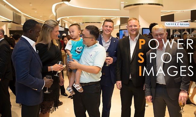 VIP Cocktail after the Red Carpet event at the World Celebrity Pro-Am 2016 Mission Hills China Golf Tournament on 20 October 2016, in Haikou, China. Photo by Marcio Machado / Power Sport Images