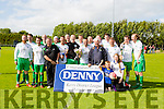 Tralee Celtic  winners of the Denny Division 2A League Final against  Mastergeeha Fc B at Mounthawk Park on Sunday