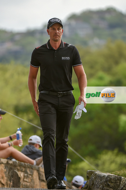Henrik Stenson (SWE) approaches the tee on 3 during day 4 of the WGC Dell Match Play, at the Austin Country Club, Austin, Texas, USA. 3/30/2019.<br /> Picture: Golffile | Ken Murray<br /> <br /> <br /> All photo usage must carry mandatory copyright credit (© Golffile | Ken Murray)