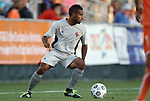 14 April 2012: Atlanta's Raphael Cox. The Carolina RailHawks played the Atlanta Silverbacks to a 4-4 tie at WakeMed Soccer Stadium in Cary, NC in a 2012 North American Soccer League (NASL) regular season game.
