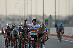 Tour of Qatar 2012 Stage 3