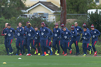 USMNT Training, January 14, 2019