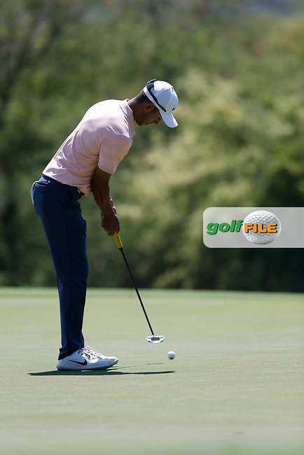 Jack Singh Brar (ENG) during the 3rd round of the Alfred Dunhill Championship, Leopard Creek Golf Club, Malelane, South Africa. 15/12/2018<br /> Picture: Golffile | Tyrone Winfield<br /> <br /> <br /> All photo usage must carry mandatory copyright credit (&copy; Golffile | Tyrone Winfield)