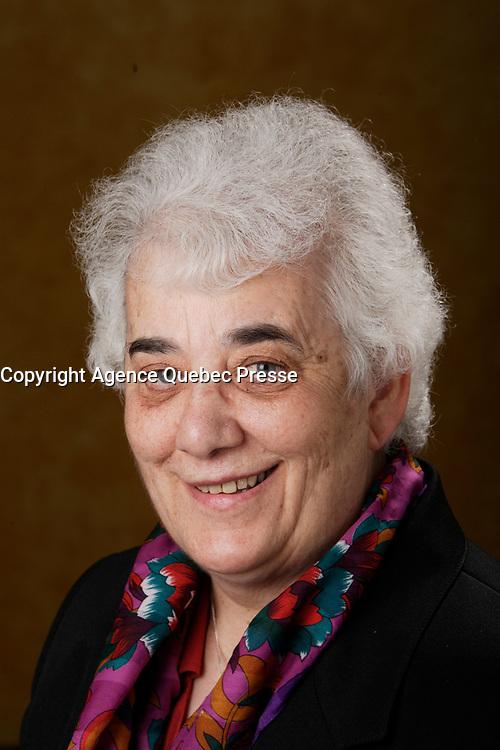 EXCLUSIVE FILE PHOTO - Soeur Nicole Fournier<br /> <br /> PHOTO  :  Agence Quebec Presse