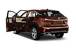 Car images of 2018 Lexus RX 350 5 Door SUV Doors