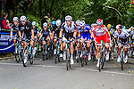Peloton, Vattenfall Cyclassics, Waseberg, Hamburg, Germany, 24 August 2014, Photo by Thomas van Bracht