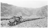 #498 at Almont switching.<br /> D&amp;RGW  Almont - Crested Butte Branch, CO  Taken by Logue, S. L. (Les) - 9/18/1941