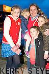 Enjoying the Jedward Concert in the INEC, Killarney on Saturday night were Rosie, Aileen, Éabha, Gearóid and Muireann Healy, Headford, Killarney.