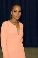 WASHINGTON, DC - APRIL 28:  Kerry Washington attends the 2012 White House Correspondents Dinner at the Washington Hilton Hotel in Washington, D.C  on April 28, 2012  ( Photo by Chaz Niell/Media Punch Inc.)