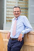 Joos Sutter CEO Coop; Schweizer Pavillon Expo Milano 2015