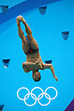 Ken Terauchi (JPN), <br /> AUGUST 15, 2016 - Diving : <br /> Men's 3m Springboard Preliminary Round <br /> at Maria Lenk Aquatic Centre <br /> during the Rio 2016 Olympic Games in Rio de Janeiro, Brazil. <br /> (Photo by Yohei Osada/AFLO SPORT)