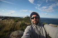 lone ranger Normi on tour ... photo: Norman Rembarz
