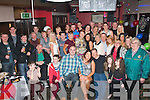 James Dennehy and Sharon O'Brien, Mitchell's Rd, Tralee (seated centre) had a fab night celebrating their engagement in the Slievemish bar, Tralee with family, friends and neighbours.