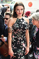 Faye Brookes at the TRIC Awards 2017 at the Grosvenor House Hotel, Mayfair, London, UK. <br /> 14 March  2017<br /> Picture: Steve Vas/Featureflash/SilverHub 0208 004 5359 sales@silverhubmedia.com