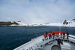 Half Moon Island, South Shetland Islands, Southern Ocean, Antarctica