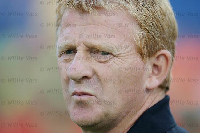 Gordon Strachan, Celtic.stock season 2006-2007.pic willie vass