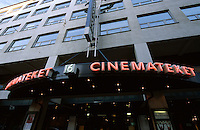 Norwegen, Oslo, Cinemateket, alternatives Kino in Dronningensgate