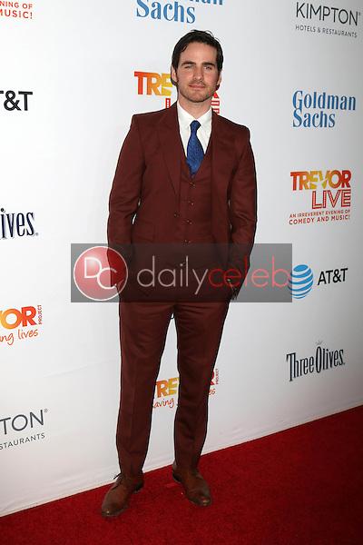 Colin O'Donoghue<br /> at the TrevorLIVE Los Angeles 2016, Beverly Hilton Hotel, Beverly Hills, CA 12-04-16<br /> David Edwards/DailyCeleb.com 818-249-4998