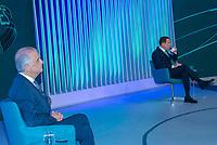 SÃO PAULO, SP, 25.10.2018 - ELEIÇÕES-2018 - Candidatos ao governado de São Paulo durante o debate entre candidatos ao governo de São Paulo na TV Globo, nesta quinta-feira, 25, em São Paulo. (Foto: Anderson Lira/Brazil Photo Press)