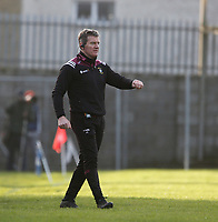 26th January 2020; TEG Cusack Park, Mullingar, Westmeath, Ireland; Allianz Football Division 2 Gaelic Football, Westmeath versus Clare; Westmeath manager Jack Cooney