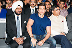 Indian actor Hrithik Roshan during the presentation of the IIFA Awards in Madrid. June 23, 2016. (ALTERPHOTOS/BorjaB.Hojas)