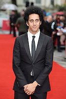 Muzz Khan<br /> arrives for the UK premiere of<br /> 'Me Before You'<br /> Curzon Mayfair, London